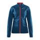Craft Rime Jacket Women Teal/Panic